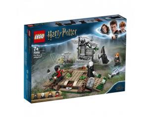 LEGO HARRY POTTER 75965 - L'ASCESA DI VOLDEMORT