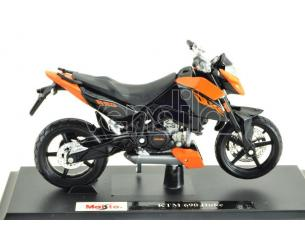 Maisto MI09266B KTM 690 DUKE 3 1:18 Modellino