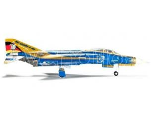 Herpa 556033 Luftwaffe F4F JG71 Phantom Pharewell Aereo 1:200 Modellino