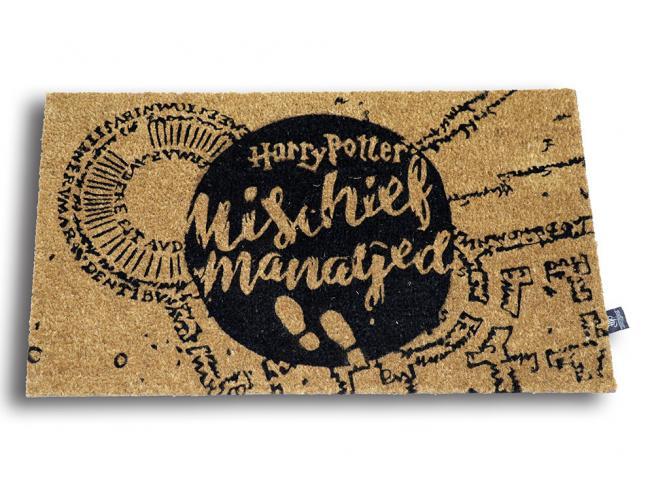 """Harry Potter Zerbino """"Fatto il Misfatto!"""" 75 x 45 cm SD Toys"""