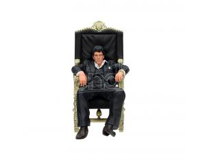 Sd Toys Sciarpaace Tony Montana In His Chair Fig Figura