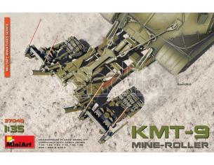 Miniart MIN37040 MINE ROLLER KMT-9 KIT 1:35 Modellino