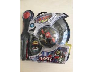 Astro Top - Giocattolo prima infanzia Trottola elettronica Sheilter (Giocattolo)