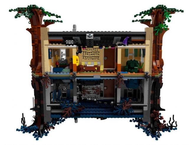 LEGO STRANGER THINGS 75810 - IL SOTTOSOPRA