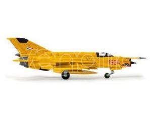 Herpa 553889 Hungarian Air Force Sky Hussars Aerobatic Mikoyan MiG-21bis 1:200