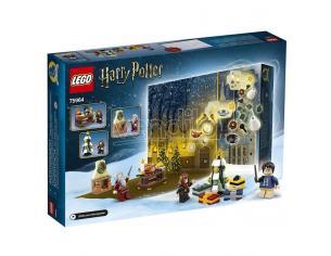 LEGO HARRY POTTER 75964 - CALENDARIO DELL'AVVENTO SCATOLA ROVINATA
