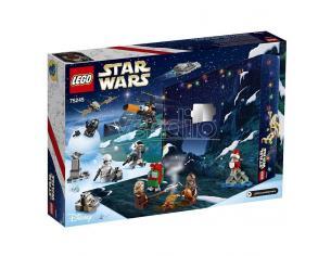 LEGO STAR WARS 75245 - CALENDARIO DELL'AVVENTO SCATOLA ROVINATA