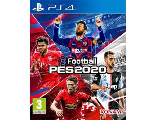 EFOOTBALL PES 2020 SPORTIVO - PLAYSTATION 4