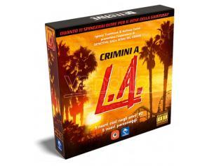 DETECTIVE ESPANSIONE: CRIMINI A L.A. GIOCHI DA TAVOLO - TAVOLO/SOCIETA'