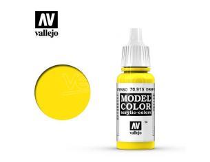 VALLEJO MC 014 DEEP YELLOW 70915 COLORI VALLEJO