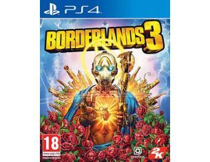 BORDERLANDS 3 SPARATUTTO PLAYSTATION 4