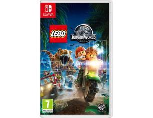 LEGO JURASSIC WORLD AZIONE AVVENTURA - NINTENDO SWITCH