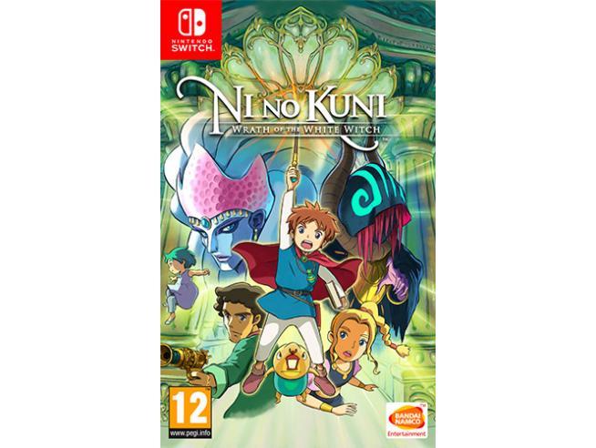 NI NO KUNI: MINAC. DELLA STREGA CINEREA GIOCO DI RUOLO (RPG) - NINTENDO SWITCH