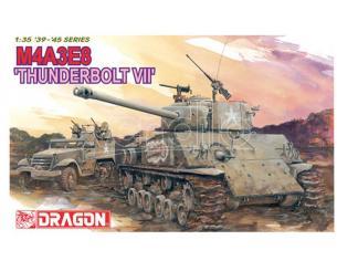 Dragon D6183 M4A3E8 THUNDERBOLT VII KIT 1:35 Modellino