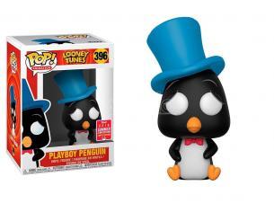 Looney Tunes Funko POP Animation Pinguino Playboy 9 cm SDCC Esclusiva SCATOLA ROVINATA