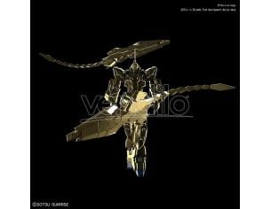 BANDAI HGUC GUNDAM UNIC PHENEX UNICR GOLD 1/144 MODEL KIT