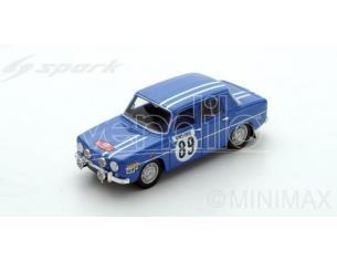 Spark Model S5562 RENAULT 8 GORDINI N.89 5th MONTE CARLO 1969 J.L.THERIER-M.CALLEWAERT Modellino