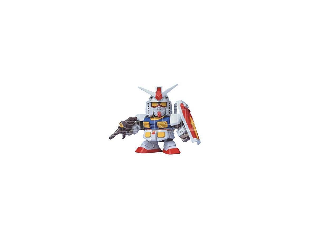 Gundam RX-78-2 GUNPLA SD Gundam BB Senshi Vol. 200 Kit Bandai