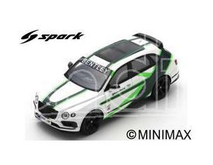 Spark Model S7792 BENTLEY BENTAYGA GT3 LIVERY 2019 1:43 Modellino