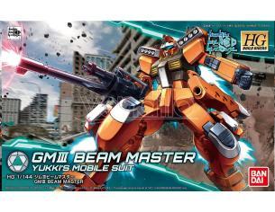 BANDAI MODEL KIT HGBD GM III BEAM MASTER 1/144 MODEL KIT