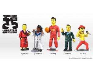 Simpson Hugh Hefner 25 Anniversario Serie 1 Figura 12,7 cm Action Neca