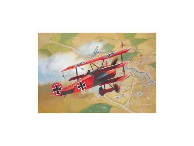 Revell RV04116 FOKKER DR.1 TRIPLANE 1918 KIT 1:72 Modellino