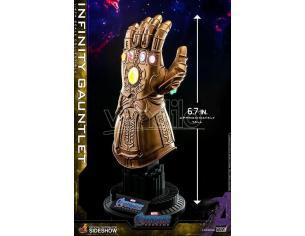 Avengers Endgame Guanto Thanos Replica 1/4 Infinity Gauntlet Hot Toys