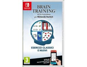 BRAIN TRAINING DEL DR. KAWASHIMA CASUAL GAME - NINTENDO SWITCH