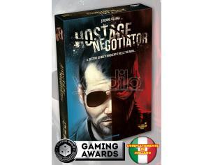 DO NOT PANIC GAMES HOSTAGE NEGOTIATOR - EDIZIONE ITALIANA GIOCO DA TAVOLO