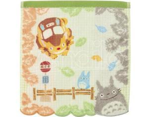 Benelic Totoro Bus Stop Mini Telo Mare Asciugamano