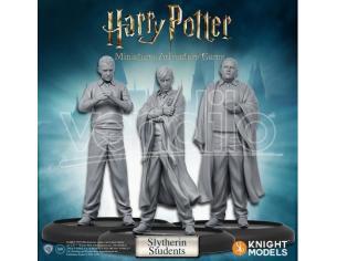 Harry Potter Knight Models Serpeverde Students Gioco Da Tavolo