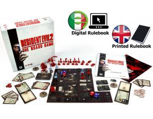Steamforged Games Resident Evil 2 - The Gioco Da Tavolo Gioco Da Tavolo