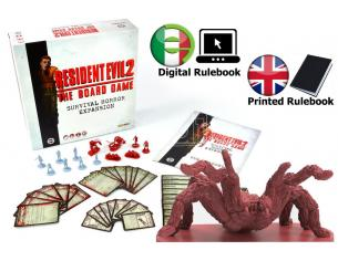 STEAMFORGED GAMES RESIDENT EVIL 2 - SURVIVAL HORROR EXP. GIOCO DA TAVOLO