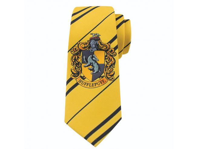Harry Potter Cinereplicas Tassorosso Bambino Cravatta Cravatta