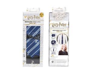 Harry Potter Cinereplicas Corvonero Cravatta Dlx Box Set Cravatta