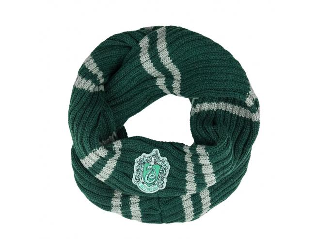 Harry Potter Cinereplicas Serpeverde Infinity Sciarpa Sciarpa