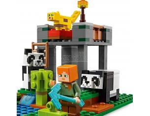 LEGO MINECRAFT 21158 - L'ALLEVAMENTO DI PANDA