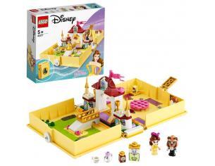 LEGO DISNEY PRINCESS 43177 - IL LIBRO DELLE FIABE DI BELLE