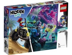 LEGO HIDDEN SIDE 70428 - IL BUGGY DA SPIAGGIA DI JACK