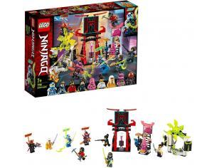 LEGO NINJAGO 71708 - IL MERCATO DEI NINJA GAMERS