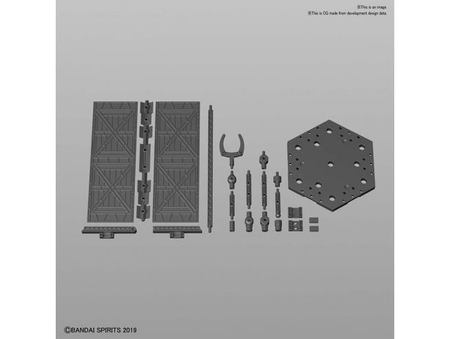 BANDAI MODEL KIT CUSTOMIZE SCENE BASE MODEL KIT