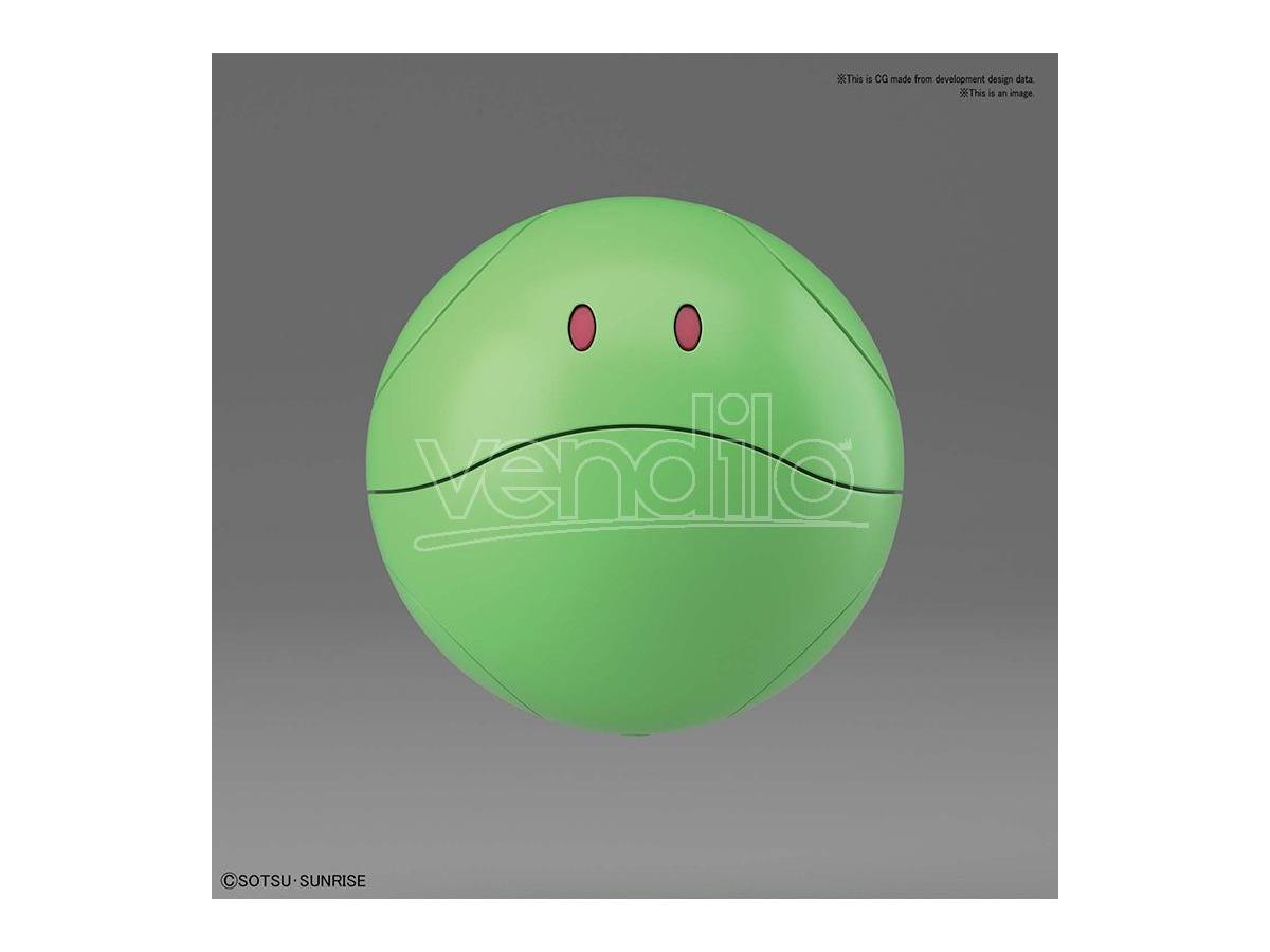 BANDAI MODEL KIT HARO BASIC GREEN MODEL KIT