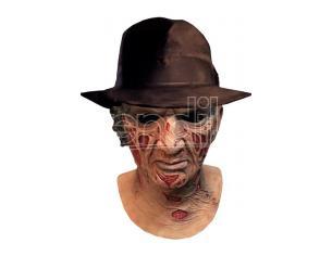 Tot Nightmare O/e Str Freddy Dlx Mask Cappello Maschera