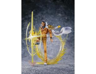 One Piece Zero I Tre Ammiragli Statua Borsalino Kizaru Figura 22 cm Bandai