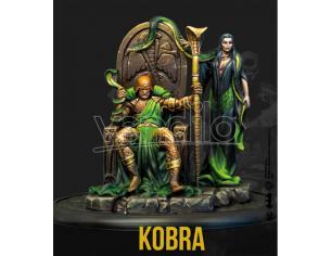 KNIGHT MODELS BMG KOBRA KALI YUGA BAT BOX WARGAME