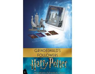 KNIGHT MODELS HARRY POTTER GRINDELWALD'S FOLLOWERS WARGAME
