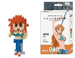 NANOBLOCK NANOBLOCK ONE PICE NAMI COSTRUZIONI