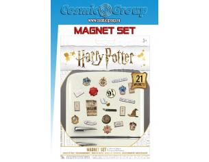 Harry Potter Pyramid International Magnet Set Magneti
