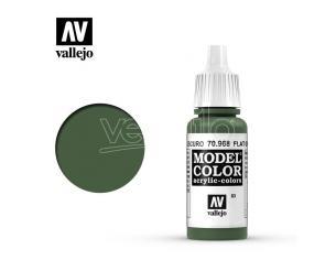 VALLEJO MC 083 FLAT GREEN 70968 COLORI VALLEJO