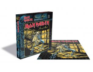 ZEE PRODUCTIONS IRON MAIDEN PIECE OF MIND PUZZLE PUZZLE